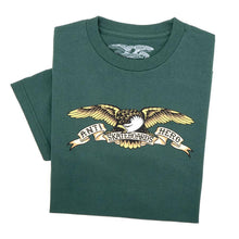 Eagle S/S Shirt (Forest Green / Multi)