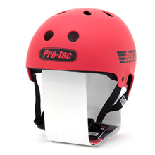 Old School Skate Helmet (Matte Red)