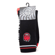 Bighead Fill Sock (Black / Red / White)