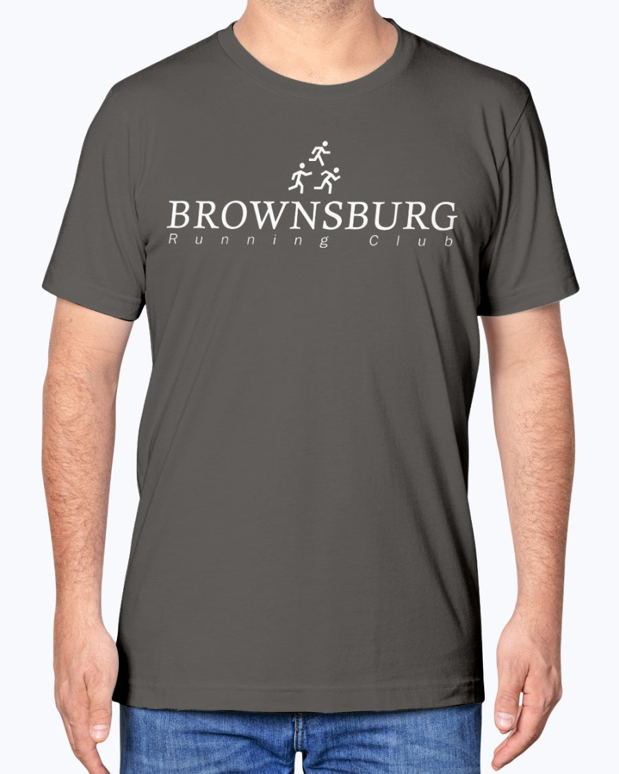 Brownsburg Running Club Double Sided UNISEX Tee #00005
