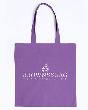 Brownsburg Running Club Tote Bag