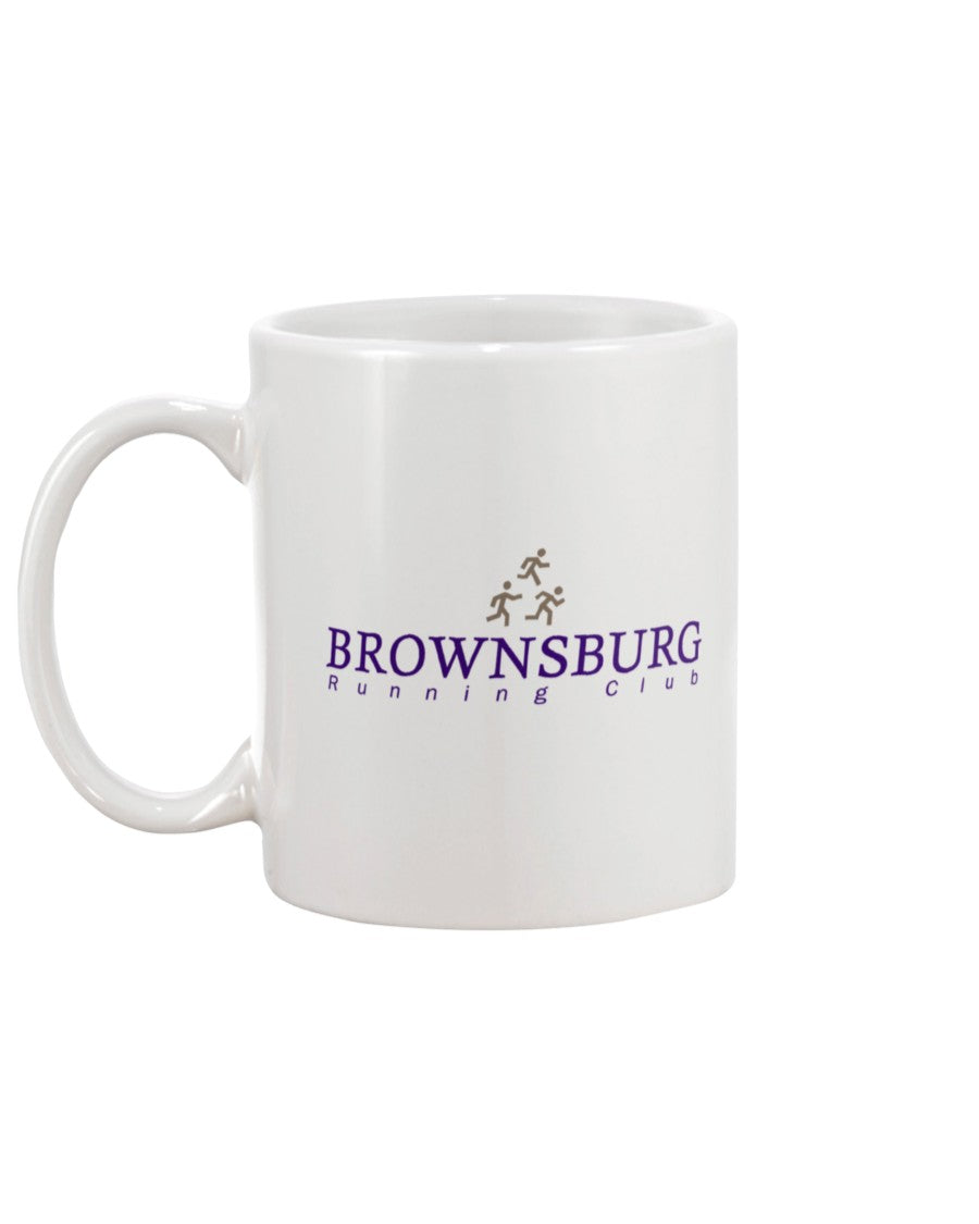 Brownsburg Running Club Coffee Mug 11oz