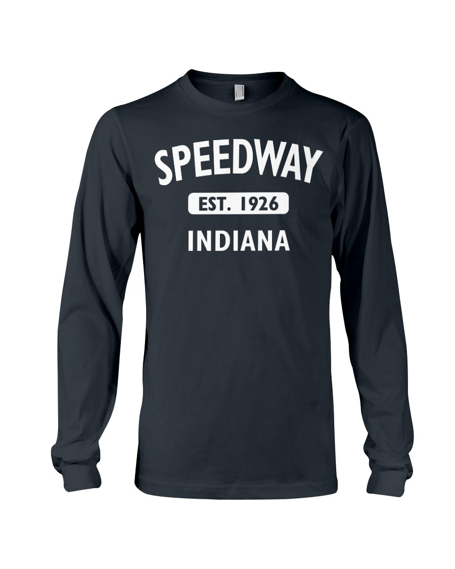Speedway Indiana Long Sleeve T-Shirt