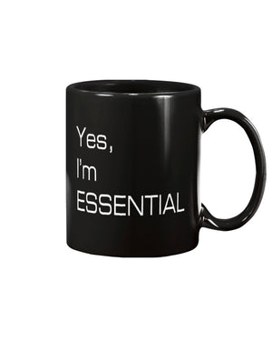 Yes, I'm Essential 11oz Mug