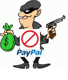 Why you should always use PayPal