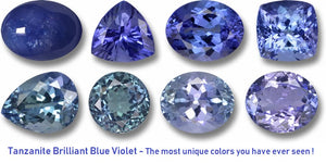 The Charm Of Tanzanite