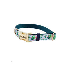 cactus flower dog collar 4.jpg