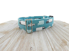 wide dog collar 1 1/2""
