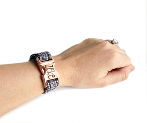 Friendship Bracelet- Create your own - Matching Collar Sold Separately-