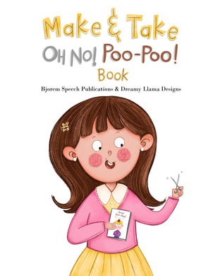 OH NO! Poo Poo! Make & Take Book Companion