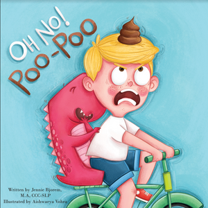OH NO Poo-Poo Board Book