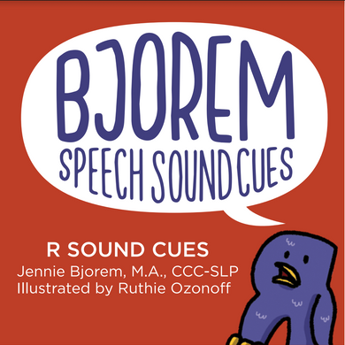Bjorem Speech Sound Cues R