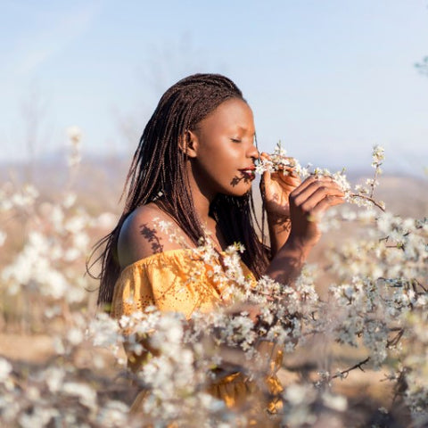 scents of spring