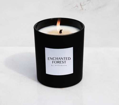 enchanted forest boyfriend candle