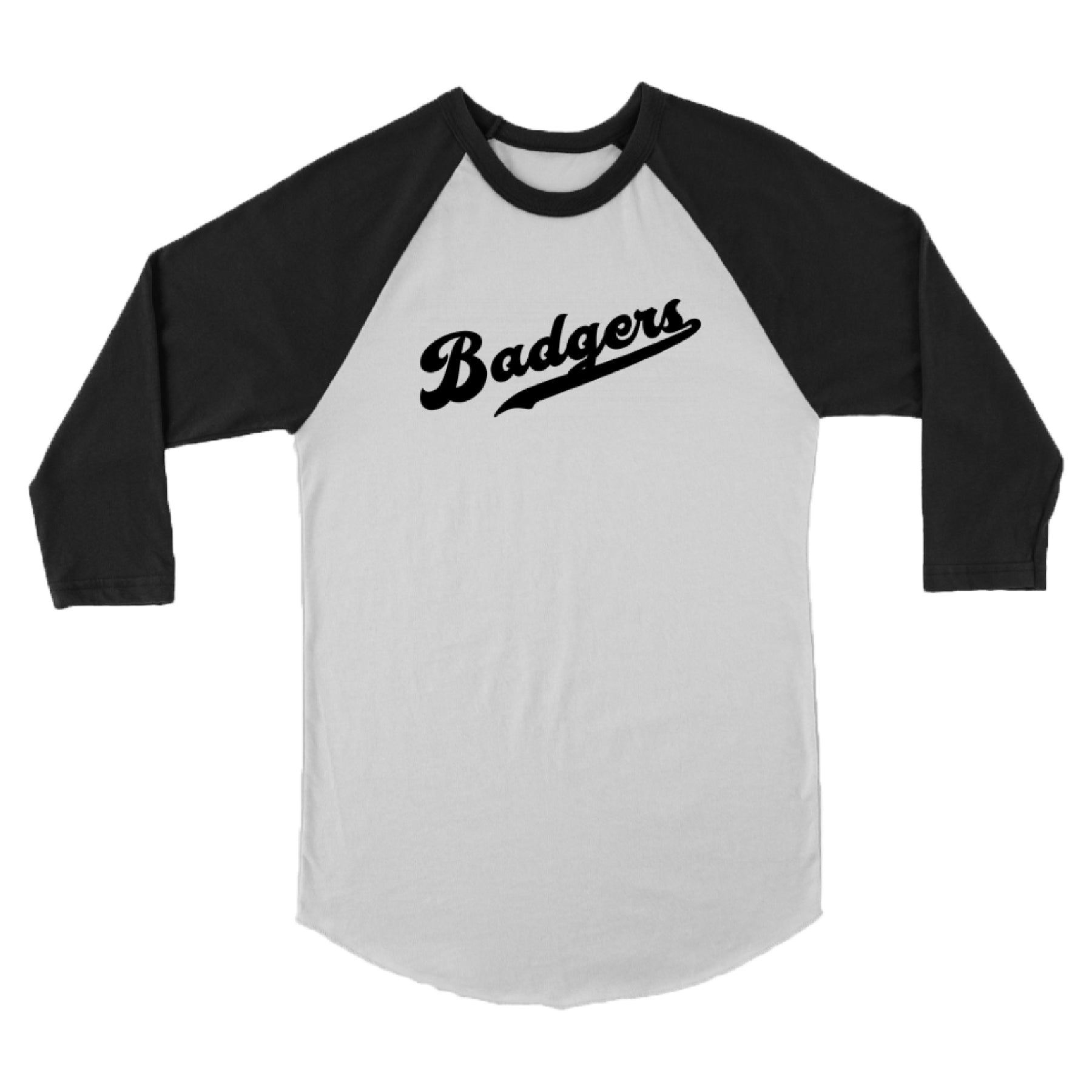 Badgers Baseball Tee