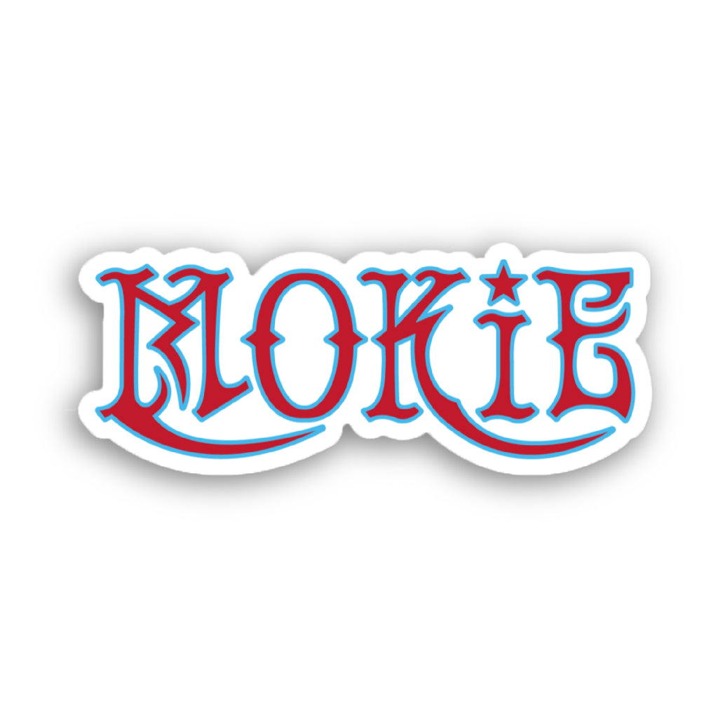 Mokie Classic Sticker