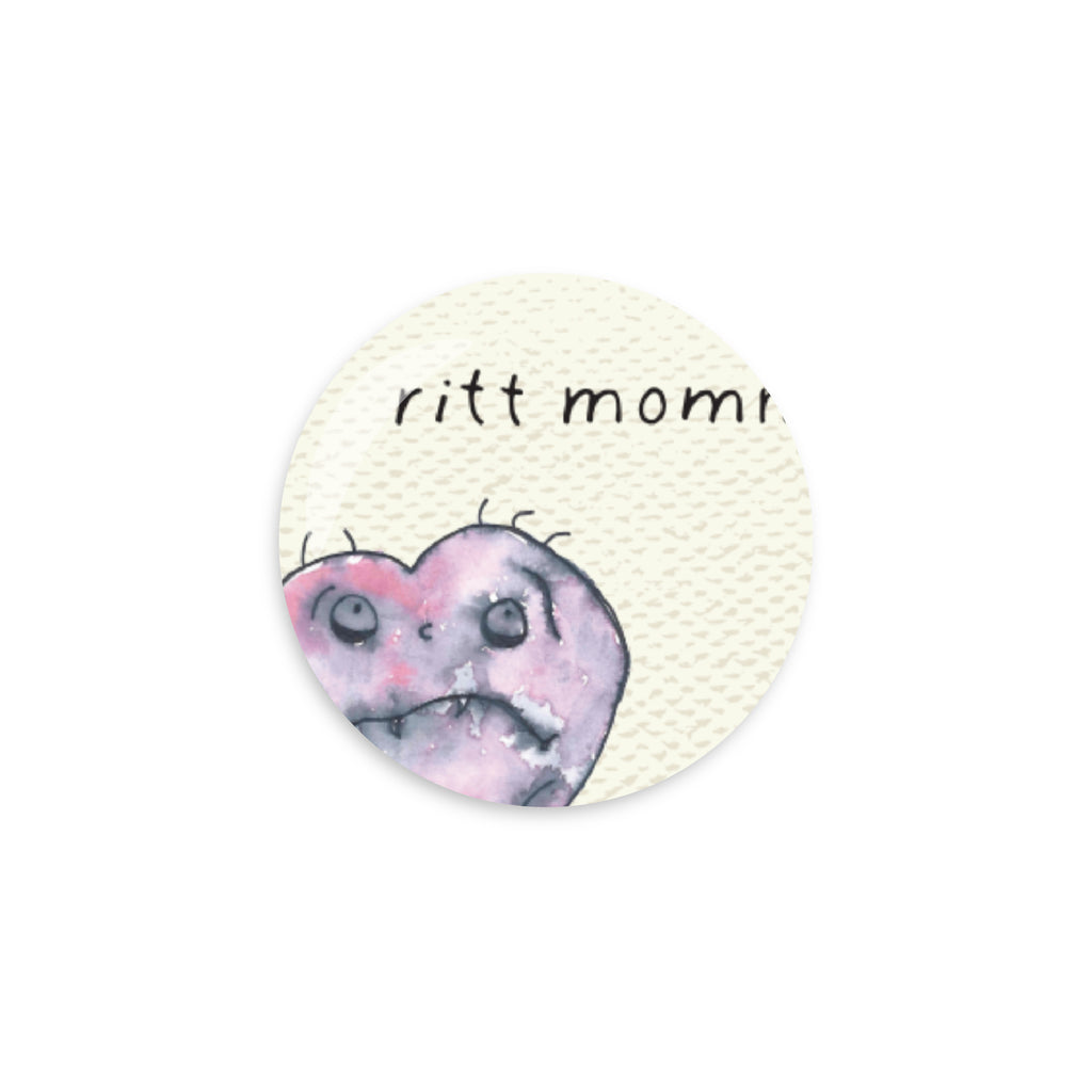 Ritt Momney Face Button
