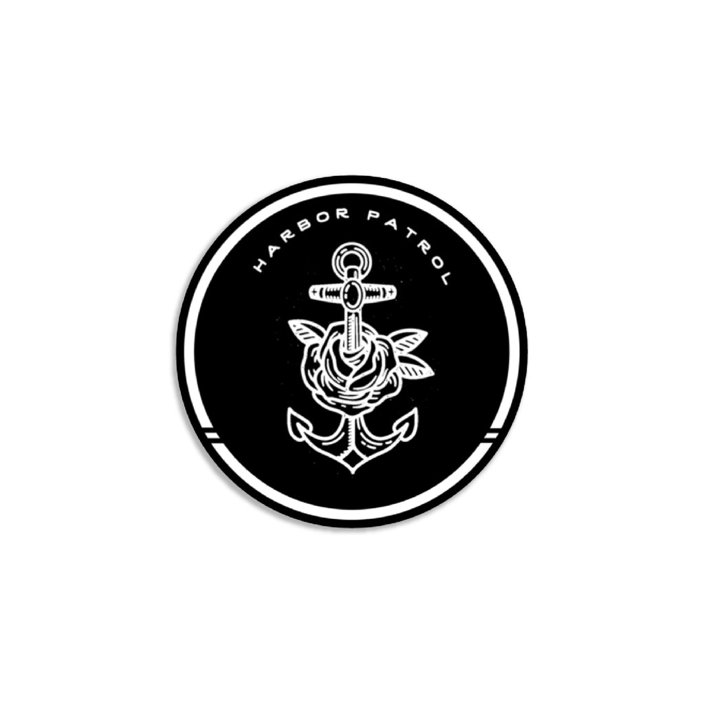 Harbor Patrol Sticker
