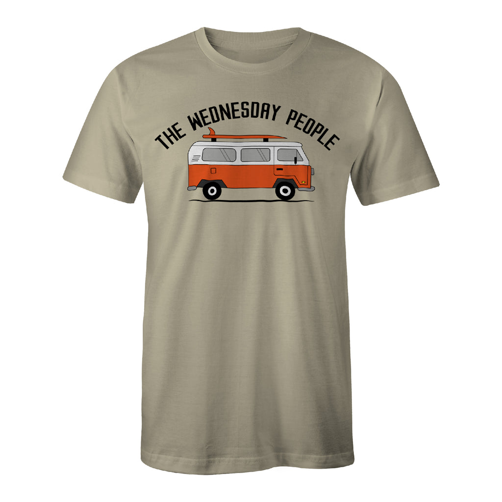 The Wednesday People Van Tee