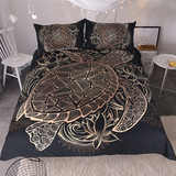 Duvet Golden Turtle Bedding Set