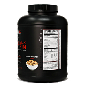 Cereal Milk Protein