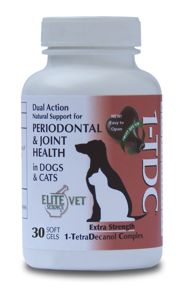 Veterinary Dental 1-TDC Periodontal and Joint Health 30 soft gels 1