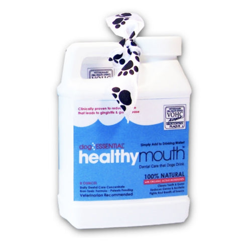 Veterinary Dental Healthy Mouth Water Additive for Dogs and cats