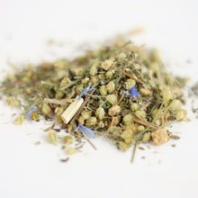 New! WOUNDED HEALER // Lemon Balm + Ginger + Yarrow // by The New New Age