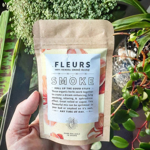 SMOKE - Herbal Smoke Blend by Fleurs