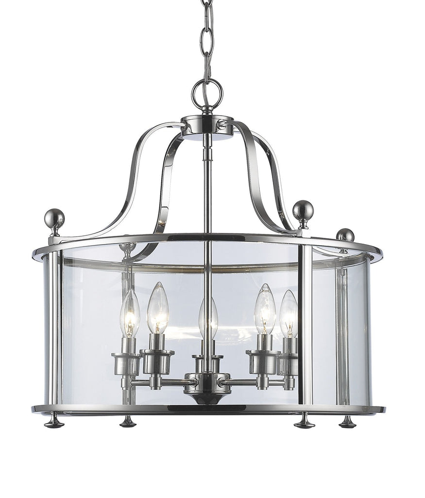 Zlite 5 Light Pendant - C161-134-5