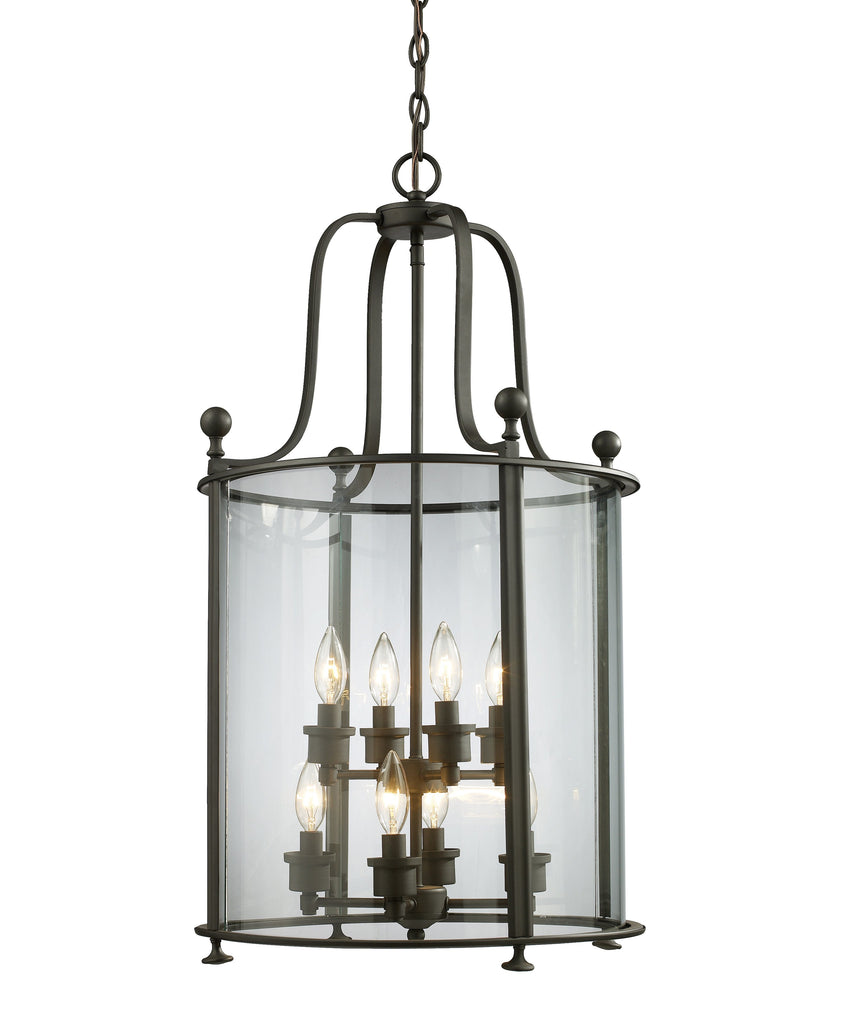 Zlite 8 Light Pendant - C161-135-8