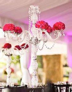Set Of 10 Wedding Candelabras Candelabra Centerpiece Centerpieces - Great For Special Events - Set Of 10 - G46-B48/545/5-Set Of 10