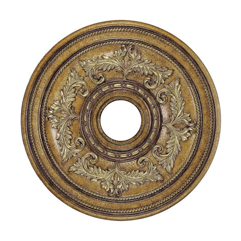 Livex Ceiling Medallions Venetian Patina Ceiling Medallion - C185-8200-57