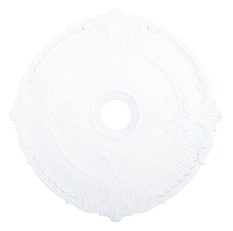 Livex Buckingham White Ceiling Medallion - C185-82034-03