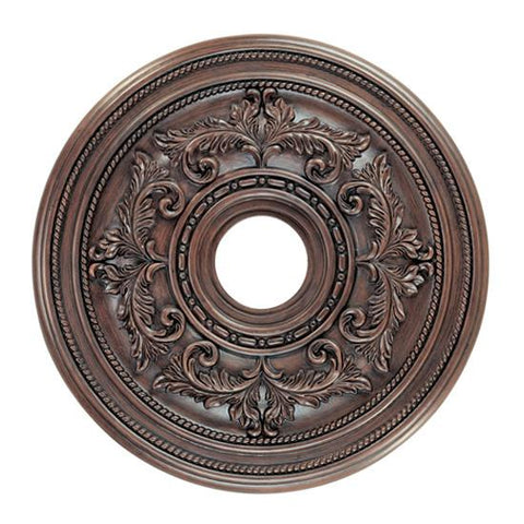Livex Ceiling Medallions Imperial Bronze Ceiling Medallion - C185-8205-58