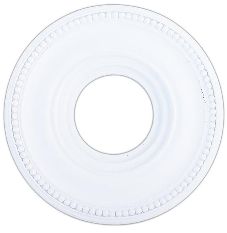 Livex Wingate White Ceiling Medallion - C185-82072-03