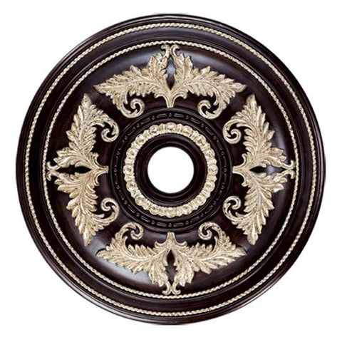 Livex Ceiling Medallions HRB Ceiling Medallion - C185-8210-40