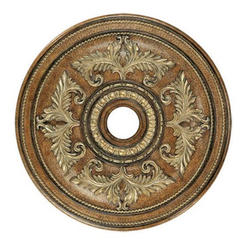 Livex Ceiling Medallions Venetian Patina Ceiling Medallion - C185-8211-57