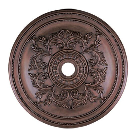 Livex Ceiling Medallions Imperial Bronze Ceiling Medallion - C185-8211-58