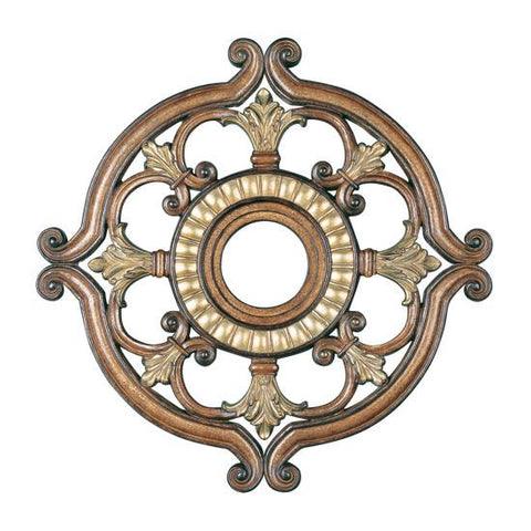 Livex Ceiling Medallions Venetian Patina Ceiling Medallion - C185-8216-57
