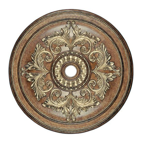 Livex Ceiling Medallions Venetian Patina Ceiling Medallion - C185-8228-57
