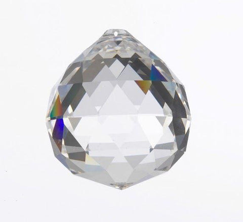 Set of 25 40mm High Quality 30% Lead Crystal Balls for Chandeliers Lighting! CC-40MM BALL