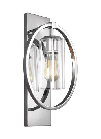 Murray Feiss 1 - Light Wall Sconce - C140-WB1846CH