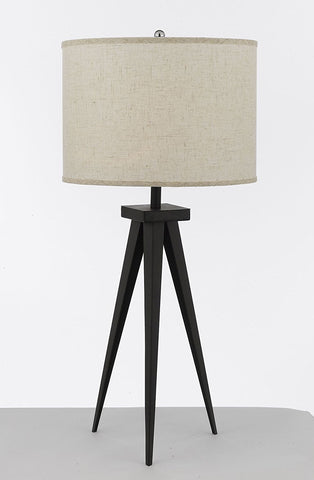 "Modern Contemporary 29"" Tripod Table Lamp Desk Lamp Bedside Lamp - T204-SP-105"