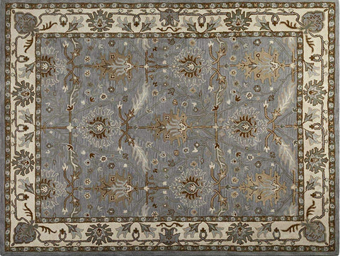 Caspian Hand-Tufted Wool Rug Area Rug 8 X 10 - J10-IN-203-8X10