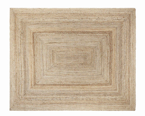 Handmade Braided Jute Rug Area Rug 8 X 10 - J10-IN-600-8X10