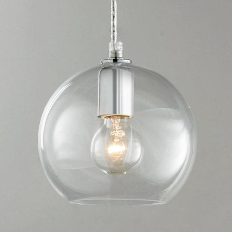 Young House Love Bubble Glass Pendant - F100-148
