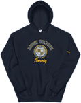 High Grade Society OOO Hoodie - Navy/Gold