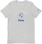 High Grade Society OOO Tee - Gray