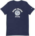 High Grade Society OOO Tee - Navy